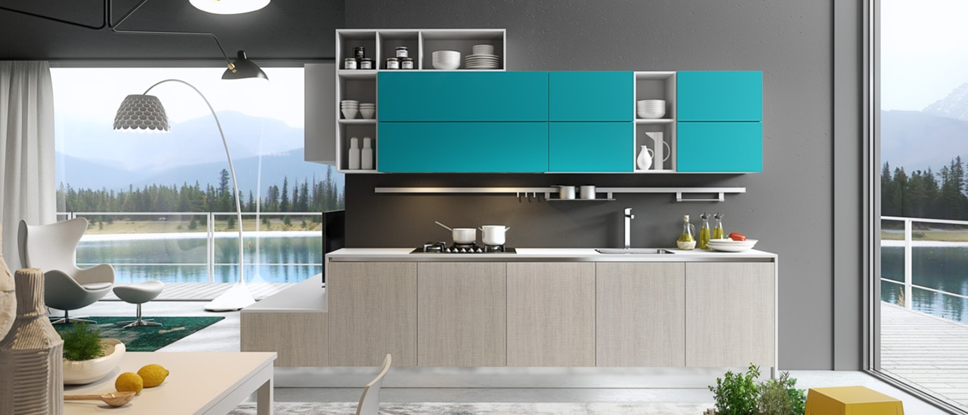 Italian Modular Kitchens | Welcome to Home Plus